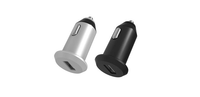 单口QC3.0车载充电器SN-176-QC3.0