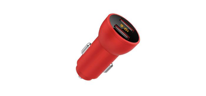 数显车载充电器检测电压电流SN-308-3.4A