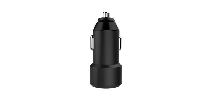 双USB子弹头车载充电器 SN-177-04