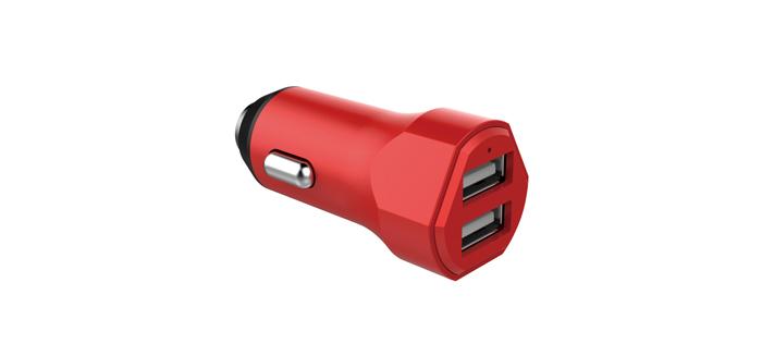 全金属车载手机充电器SN-311-02